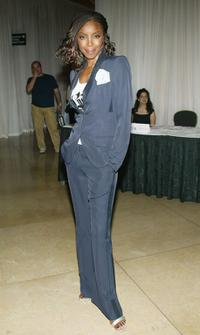 Heather Headley at the Seventh Annual Awards Dinner 63rd birthday celebration.