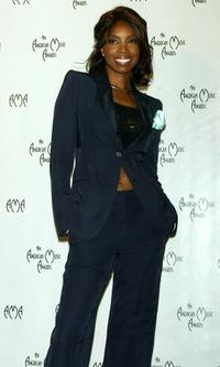 Heather Headley at the 31st Annual American Music Awards.