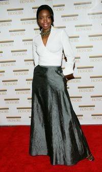 Heather Headley at the 27th Annual Kennedy Center Honors.
