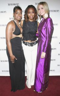 Fantasia, Heather Headley and Ivanka Trump at the