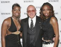 Fantasia, Clive Davis and Heather Headley at the