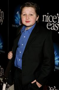 Angus T. Jones at the 32nd Annual People's Choice Awards After Party.