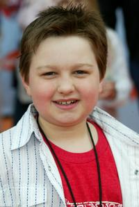 Angus T. Jones at the Nickelodeon's 17th Annual Kids Choice Awards.