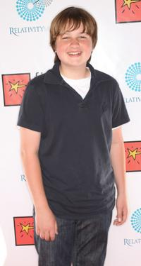 Angus T. Jones at the First Star's Fifth Annual Celebration for Children's Rights event.