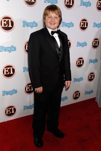 Angus T. Jones at the 11th Annual Entertainment Tonight Party.