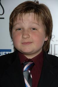 Angus T. Jones at the 21st Genesis Awards.