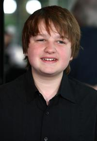 Angus T. Jones at the Video's release of