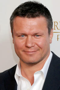 Oleg Taktarov at the opening night of the 16th Beverly Hills Film Festival.