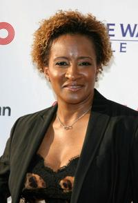 Wanda Sykes at the Apollo Theater Fourth Annual Hall Of Fame Induction Ceremony.