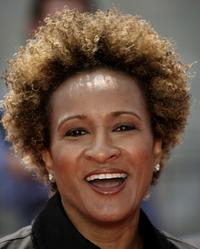 Wanda Sykes at the premiere of