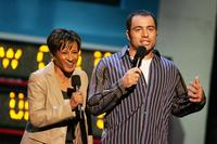 Wanda Sykes and Joe Rogan at the VH1 - Big in '04 Show.