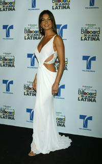 Patricia Manterola at the 2004 Billboard Latin Music Awards.