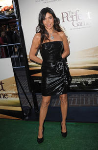 Patricia Manterola at the California premiere of