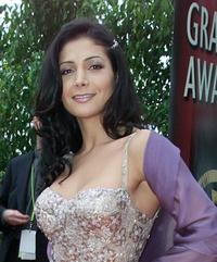 Patricia Manterola at the 42nd Annual Grammy Awards.