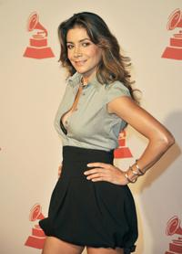 Patricia Manterola at the 2008 Latin Recording Academy Person Of The Year Awards.