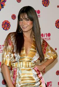 Patricia Manterola at the Los Premios MTV Latino America 2006.