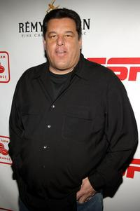 Steven R. Schirripa at the premiere of