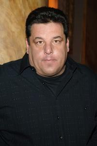 Steven R. Schirripa at the celebration of new book
