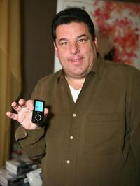 Steven R. Schirripa at the Distinctive Assets gift lounge during the HBO Comedy Festival