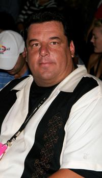 Steven R. Schirripa at the Rebecca Taylor Spring 2006 fashion show during the Olympus Fashion Week.
