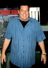 Steven R. Schirripa at the DVD launch party of