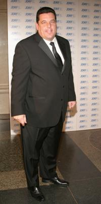 Steven R. Schirripa at the Annual Promise Ball.