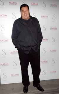 Steven R. Schirripa at the Maxim Bungalows hosts launch party for opening in Dominican Republic.