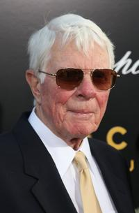Peter Graves at the premeire of