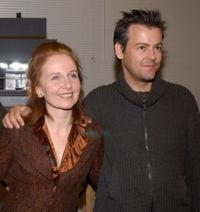 Kate Burton and Rupert Graves at the Announcement of the Production of