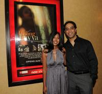 Rehana Mirza and Deep Katdare at the premiere of