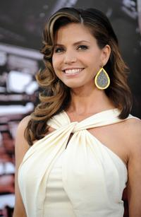 Charisma Carpenter at the premiere of