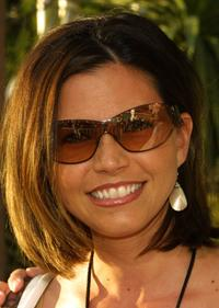 Charisma Carpenter at the world premiere of