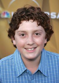 Daryl Sabara at the NBC TCA All - Star Party.