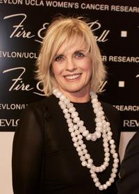 Linda Gray at the 10th Annual Fire & Ice Ball a gala event.