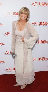 Linda Gray at the 31st AFI Life Achievement Award.
