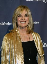 Linda Gray at The Alzheimer's Association's 12th Annual