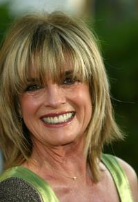 Linda Gray at the premiere of
