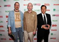Mark Borchardt, Randy Russell and Michael Sottile at the 11th Annual CineVegas Film Festival.