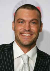 Brian Austin Green at the Beverly Hills 90210 The Complete First Season DVD Party.