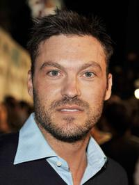 Brian Austin Green at the Fox TV's Winter All-Star Party.