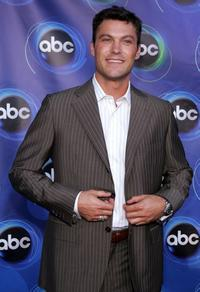 Brian Austin Green at the ABC TCA party.