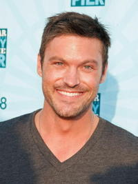 Brian Austin Green at the FOX All-Star Party.