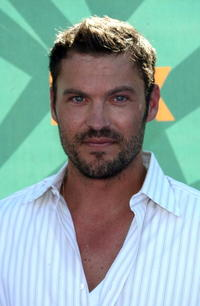 Brian Austin Green at the 2008 Teen Choice Awards.