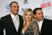 Brian Austin Green, Jennie Garth and Jason Priestley at the