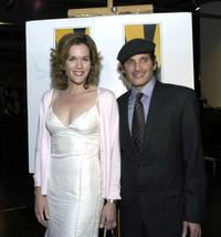 Catherine Dent and Phillip Bloch at the Creative Coalation's 2004 Capitol Hill Spotlight Awards ceremony.