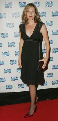 Catherine Dent at the Cure Autism Now's 3rd annual
