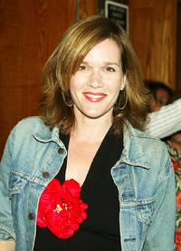 Catherine Dent at the Los Angeles opening of