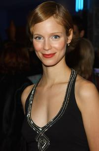 Laura Regan at the world premiere screening of