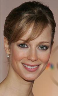 Laura Regan at the NBC/Universal Golden Globe After Party.