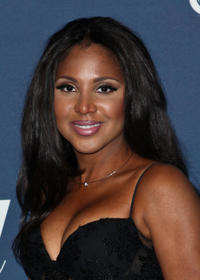 Toni Braxton at the 84th Annual Academy Awards in California.